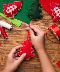 The All Access Pass for the Christmas Crafts 2020 Sewing Summit gives you lifetime access to all the classes!