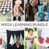 Get over 50 sewing and crafting classes for the price of 11 with this super Mega Learning Bundle! Learn about sewing, upcycling, and crafting